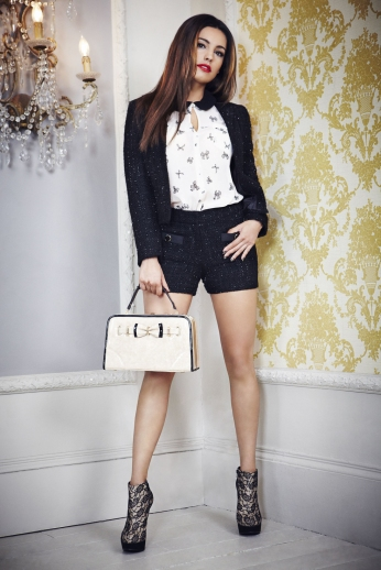 Kelly Brook Designs New Autumn:Winter 2012 Collection [Photos] 008