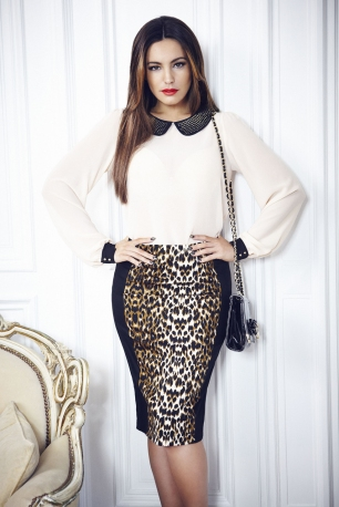 Kelly Brook Designs New Autumn:Winter 2012 Collection [Photos] 009