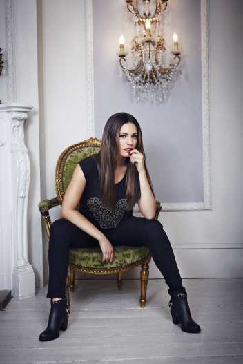 Kelly Brook Designs New Autumn:Winter 2012 Collection [Photos] 010