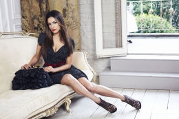 Kelly Brook Designs New Autumn:Winter 2012 Collection [Photos] 011