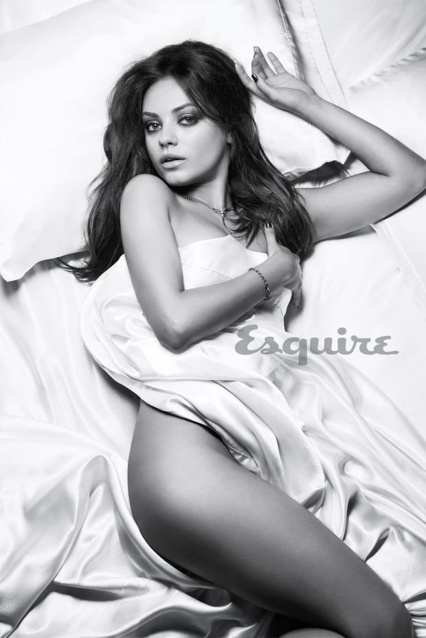 Mila Kunis Is Esquire's Sexiest Woman Alive 2012 [Photos] 003