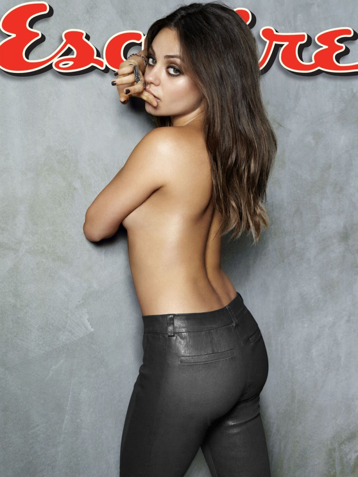 Mila Kunis Is Esquire's Sexiest Woman Alive 2012 [Photos] 009