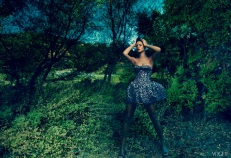 Rihanna Vogue US November 2012 by Annie Leibovitz [Photos] 003