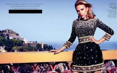 Scarlett Johansson Vogue Russia October 2012 005
