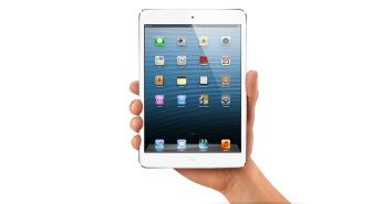 The new Apple iPad Mini 01