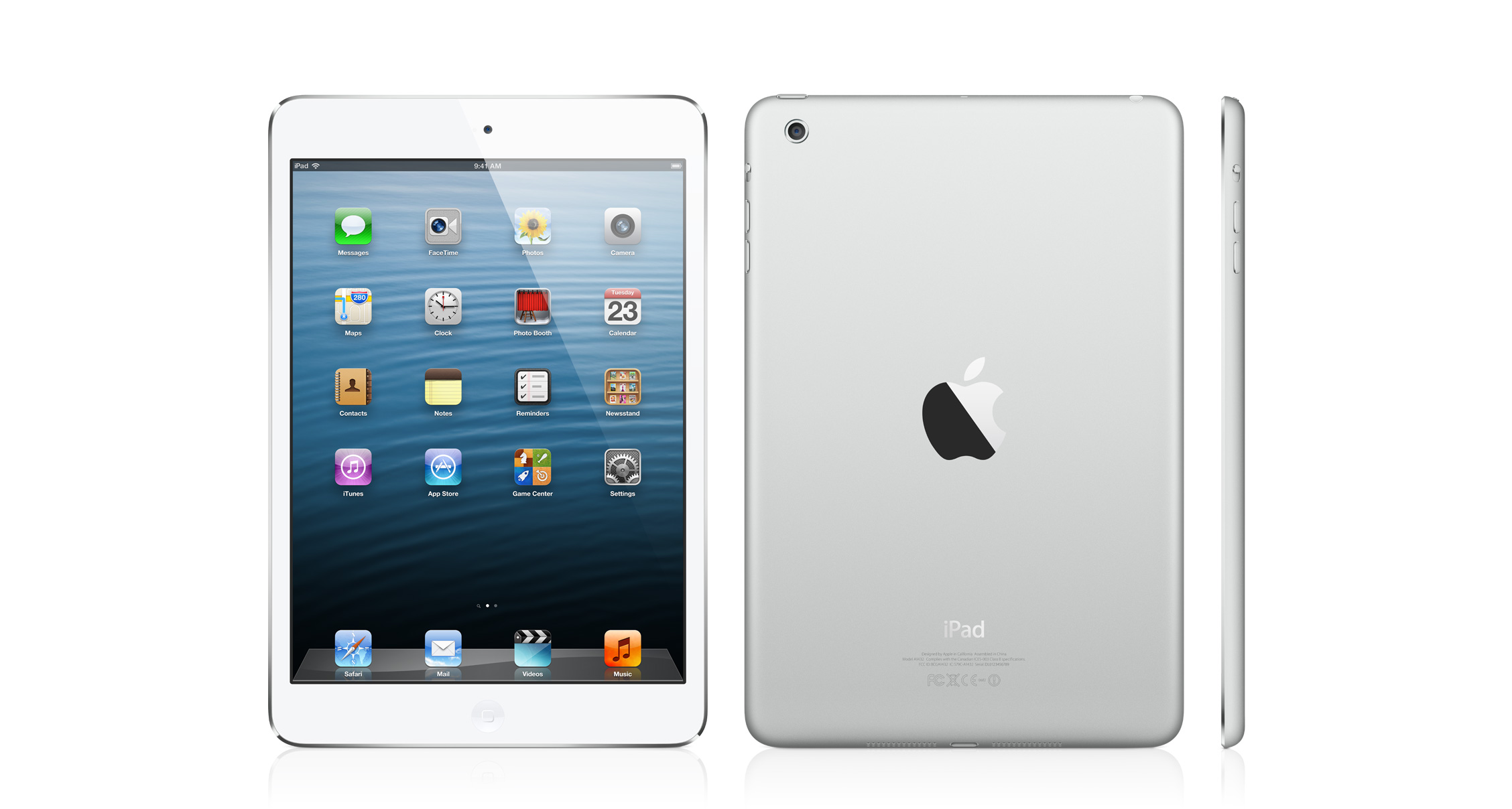 Ipad: IPad Mini, Updated Mac Mini, Redesigned