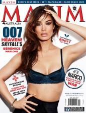Berenice Marlohe for Maxim, Australia December 2012 [Photos] 001