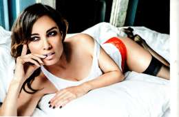 Berenice Marlohe Hottest Bond Girl Ever - FHM Magazine December 2012 [Photos] 007