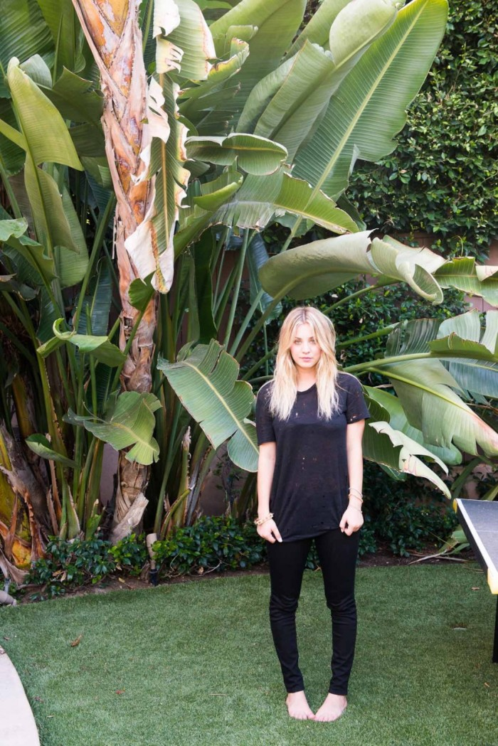 Kaley Cuoco - The Coveteur photoshoot 2012 [Photos]  004