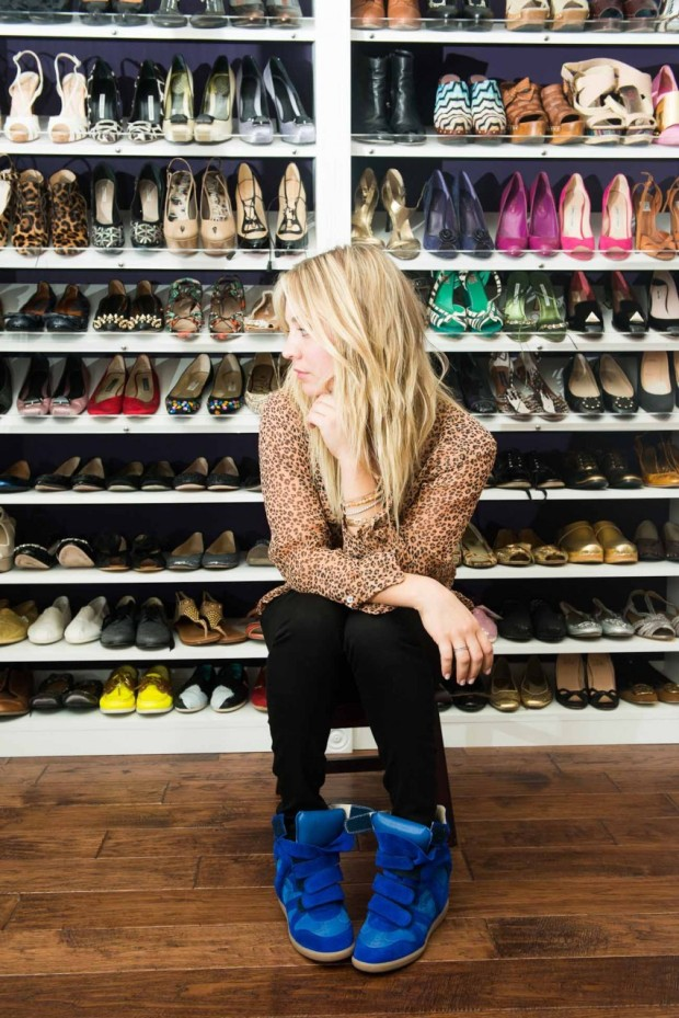 Kaley Cuoco - The Coveteur photoshoot 2012 [Photos]  007