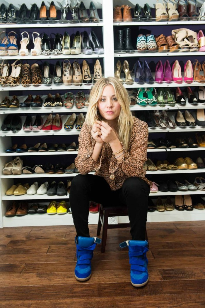 Kaley Cuoco - The Coveteur photoshoot 2012 [Photos]  008