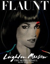 Leighton Meester - Flaunt Magazine November 2012 [Photos] 001