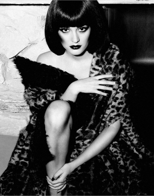 Leighton Meester - Flaunt Magazine November 2012 [Photos] 005
