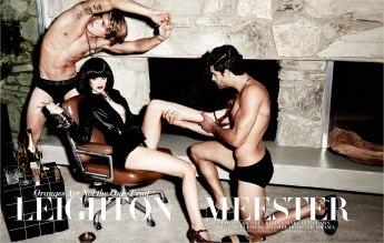 Leighton Meester - Flaunt Magazine November 2012 [Photos] 007