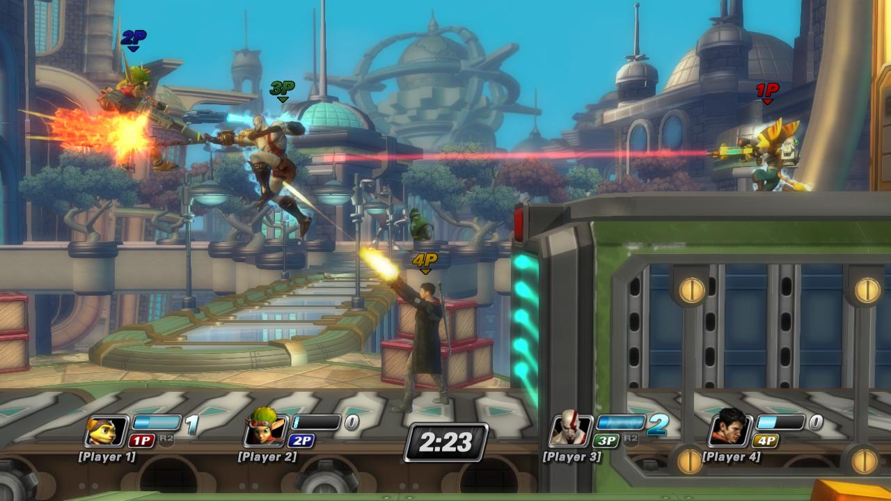 Playstation All Stars Battle Royal