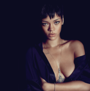 Rihanna Almost Naked for GQ USA December 2012 [Photos] 04