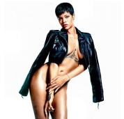 Rihanna Almost Naked for GQ USA December 2012 [Photos] 05