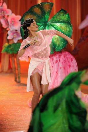 Rihanna rocks Catwalk at Victoria's Secret Fashion Show 2012 [Photos] 019