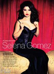 Selena Gomez's Glamour Magazine December 2012 [Photos] 002