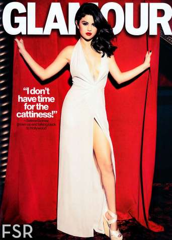 Selena Gomez's Glamour Magazine December 2012 [Photos] 005