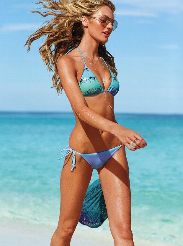 Candice Swanepoel Victoria's Secret Swim 2013 003