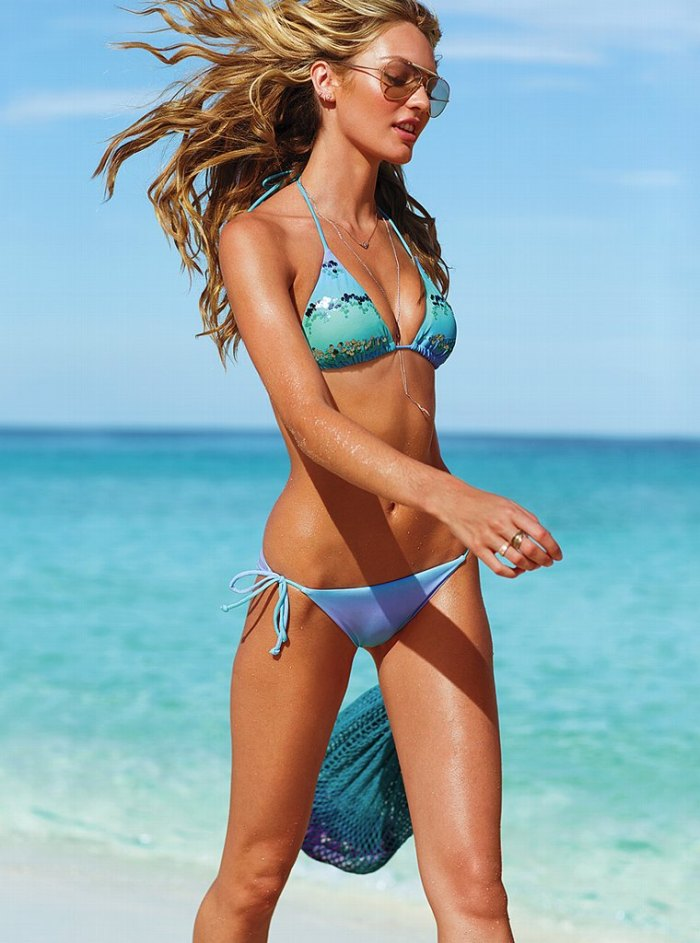 Candice Swanepoel Victoria's Secret Swim 2013 003