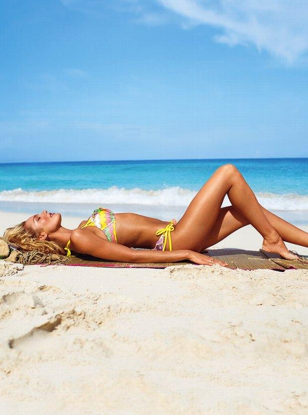 Candice Swanepoel Victoria's Secret Swim 2013 008