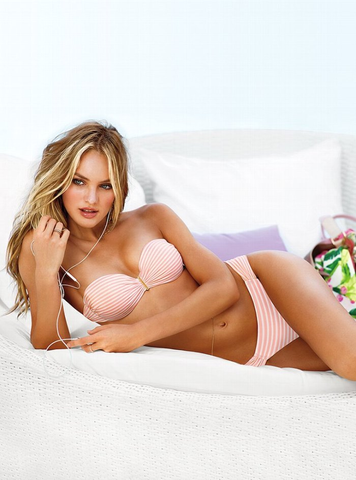 Candice Swanepoel Victoria's Secret Swim 2013 016