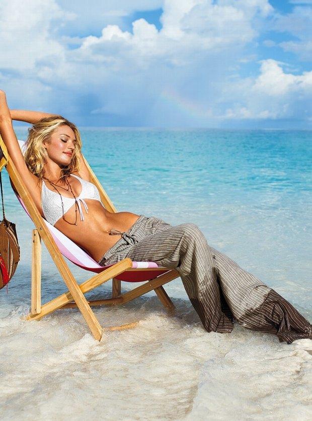 Candice Swanepoel Victoria's Secret Swim 2013 022