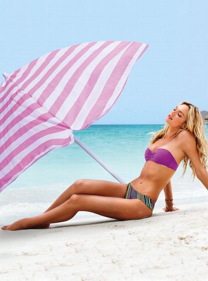 Candice Swanepoel Victoria's Secret Swim 2013 026