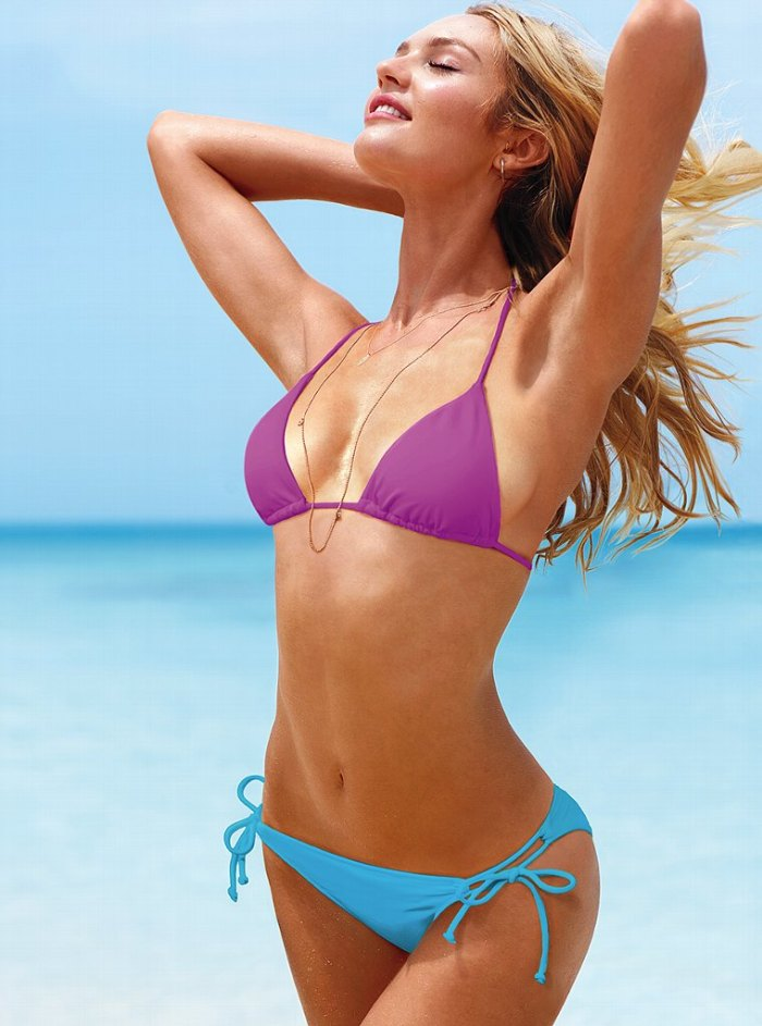 Candice Swanepoel Victoria's Secret Swim 2013 027