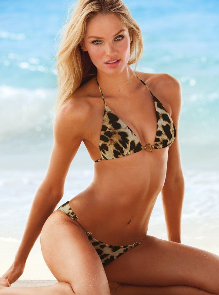 Candice Swanepoel Victoria's Secret Swim 2013 029