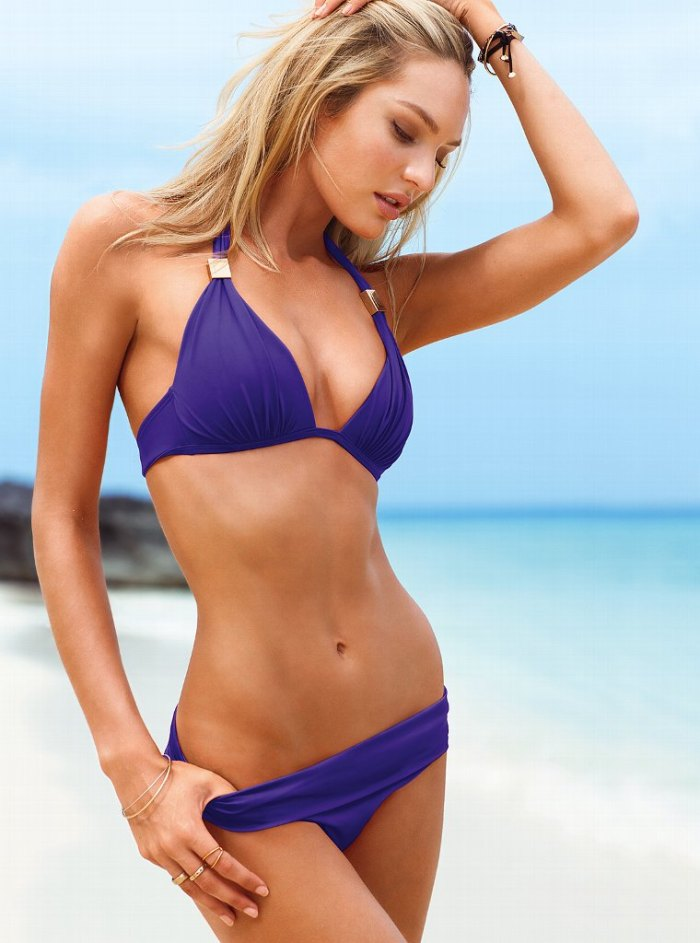 Candice Swanepoel Victoria's Secret Swim 2013 030