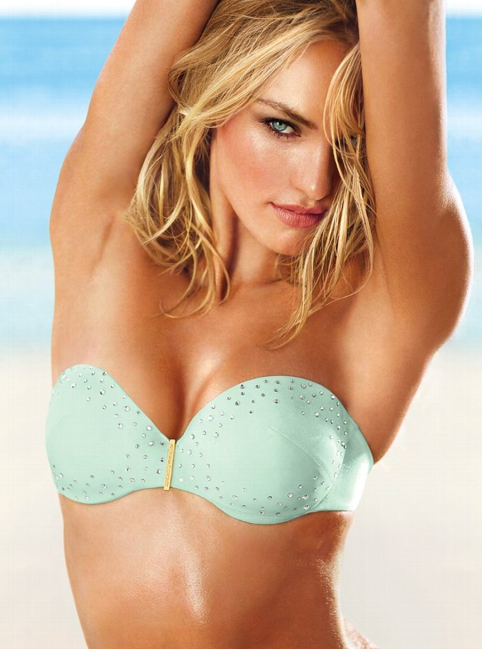 Candice Swanepoel Victoria's Secret Swim 2013 033