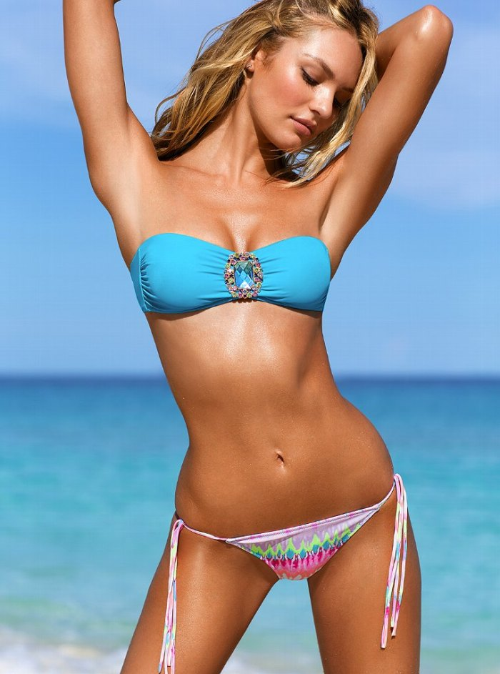 Candice Swanepoel Victoria's Secret Swim 2013 035