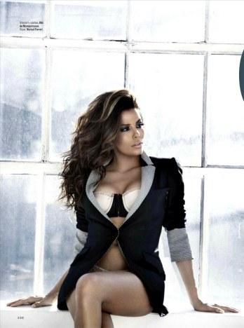 Eva Longoria Strips Down for GQ Mexico December 2012 [Photos] 004