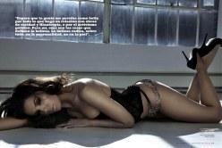 Eva Longoria Strips Down for GQ Mexico December 2012 [Photos] 005