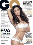 Eva Longoria Strips Down for GQ Mexico December 2012 [Photos] 007