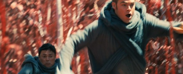 First Look- Star Trek Into Darkness Official Teaser Trailer and Pics [Movies] 003