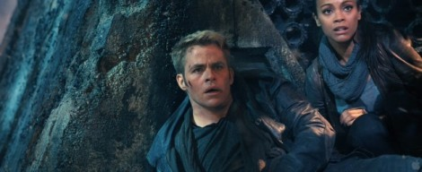 First Look- Star Trek Into Darkness Official Teaser Trailer and Pics [Movies] 006