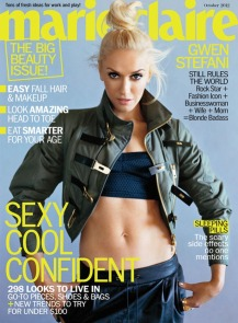 Gwen Stefani by Peggy Sirota for Marie Claire 2012 [Photos] 007