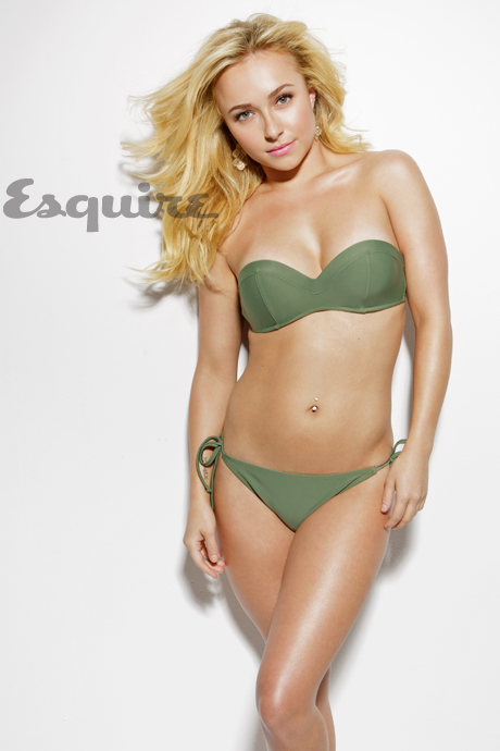 Hayden Panettiere Esquire Magazine Photoshoot [Photos] 003