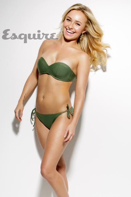 Hayden Panettiere Esquire Magazine Photoshoot [Photos] 004