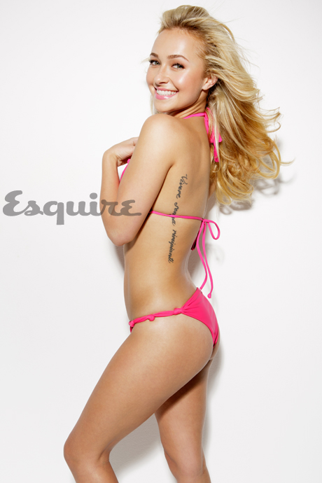 Hayden Panettiere Esquire Magazine Photoshoot [Photos] 005