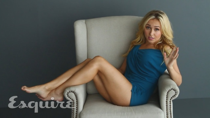 Hayden Panettiere Esquire Magazine Photoshoot [Photos] 006