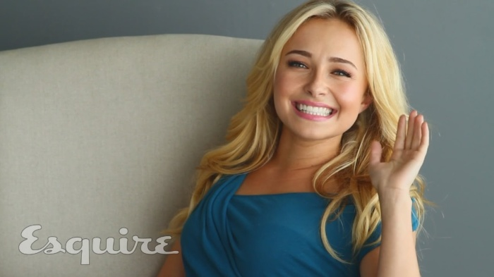 Hayden Panettiere Esquire Magazine Photoshoot [Photos] 007