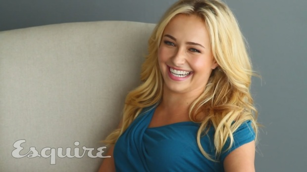 Hayden Panettiere Esquire Magazine Photoshoot [Photos] 008
