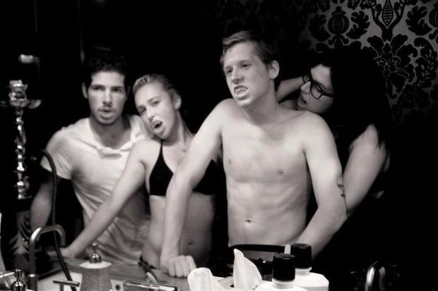Hayden Panettiere Is A Sexy Vampire [Photos]  005