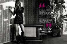 Jennifer Lawrence by Mark Seliger for Vogue Italia December 2012 [Photos] 002