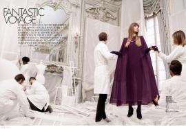 Jessica Biel by Thomas Whiteside for Elle US, January 2013 [Photos] 002